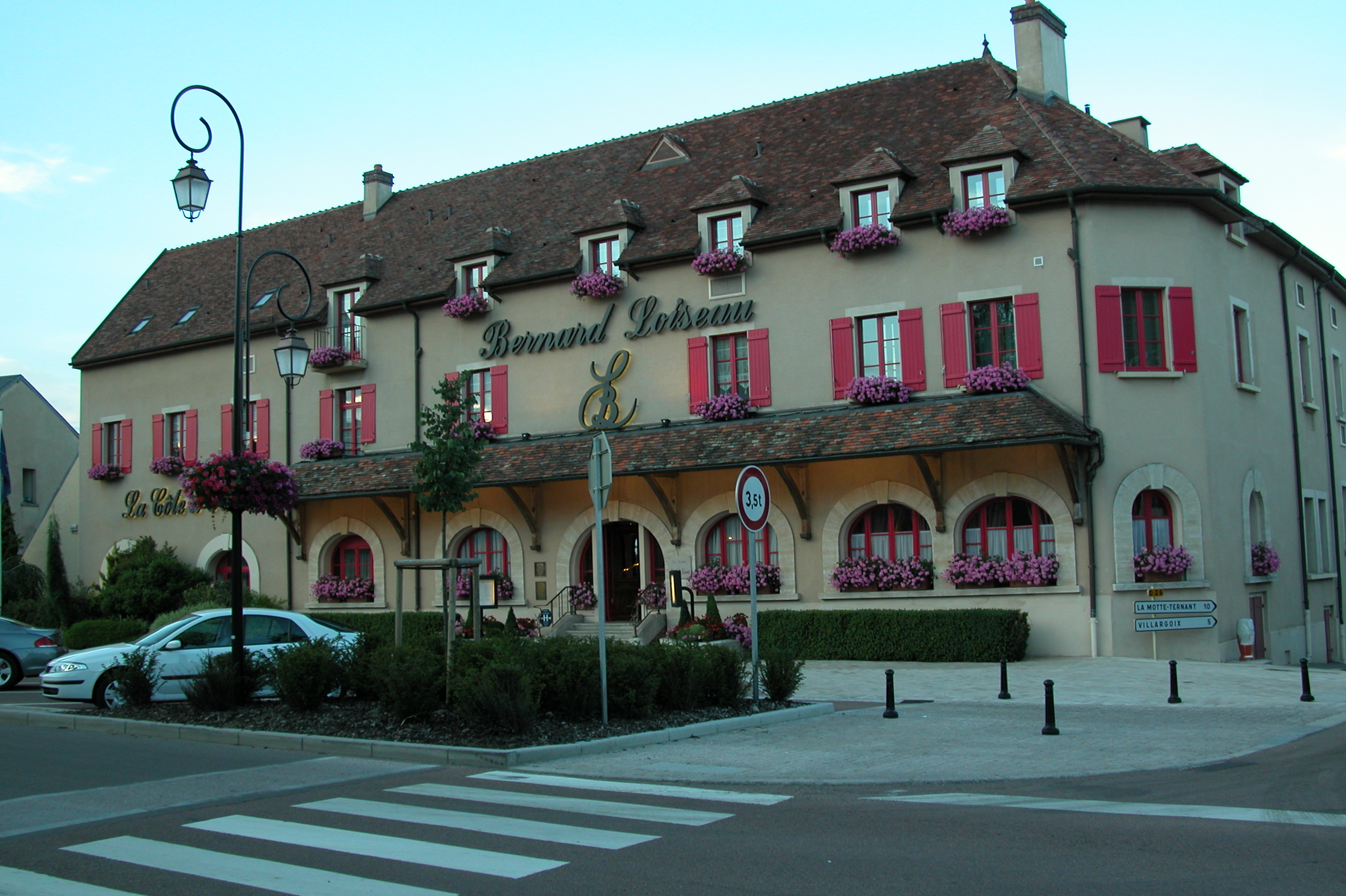 Saulieu echo des communes - Office tourisme cote d or ...