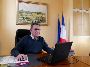 Santenay le village passion de son maire Guy Vadrot !
