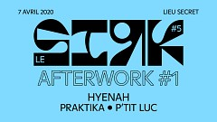 LE SIRK #5 - Afterwork #1