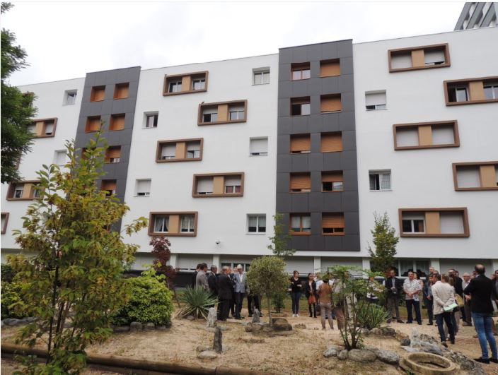 ORVITIS : Rénovation de 308 logements à la Fontaine-d'Ouche