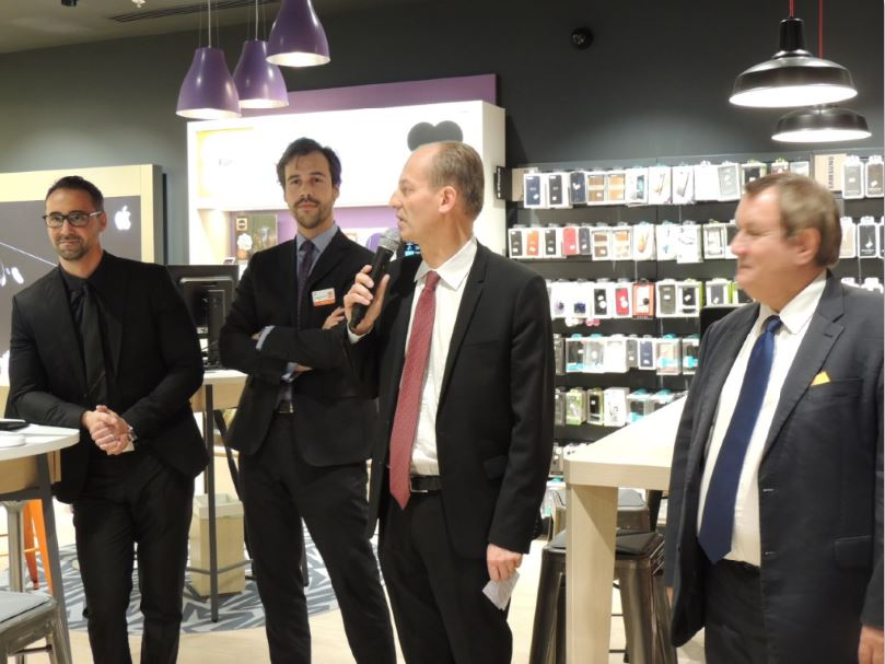 Orange ouvre son premier Smart Store en Côte-d'Or au Centre Shopping Toison d'Or de Dijon