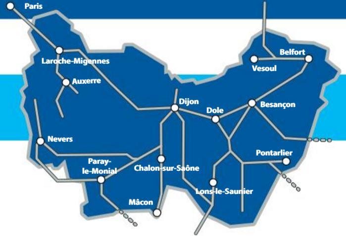 Carte Bourgogne Liberte.Des Tarifs Simples Et Attractifs Pour Tous Pour Voyager En Ter En