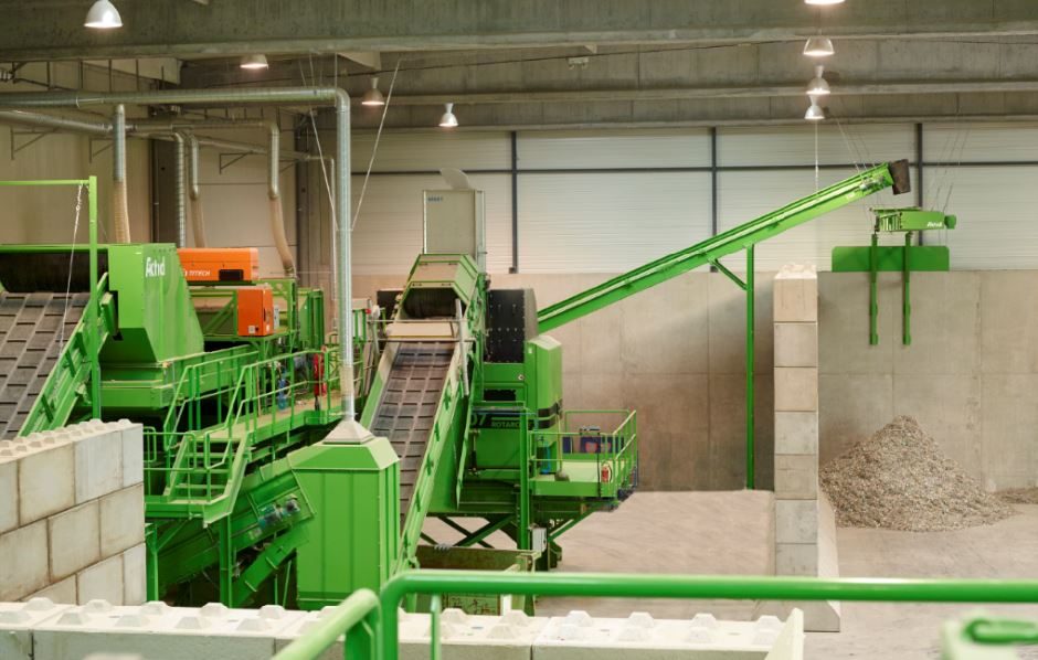 Bourgogne Recyclage : Le recyclage 4.0