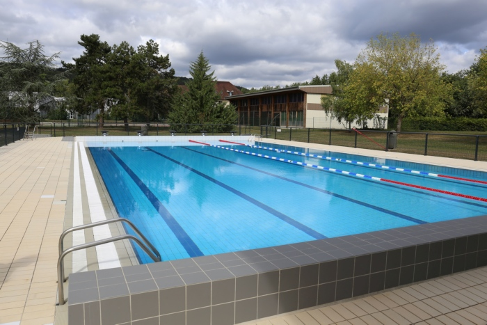 La piscine intercommunale de Nuits-Saint-Georges inaugurée