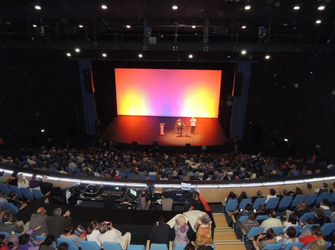 salle spectacle chenove