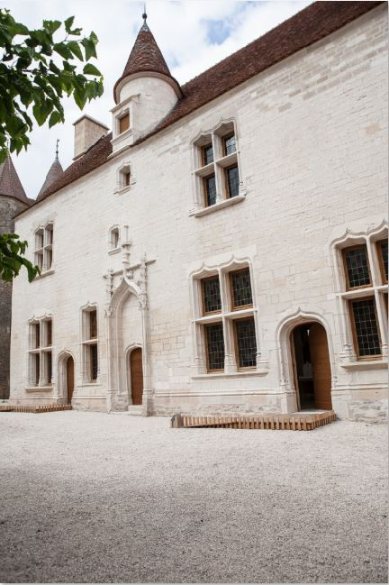 Ouverture DUn Centre DInterprtation Dans Le Logis Des Htes Du