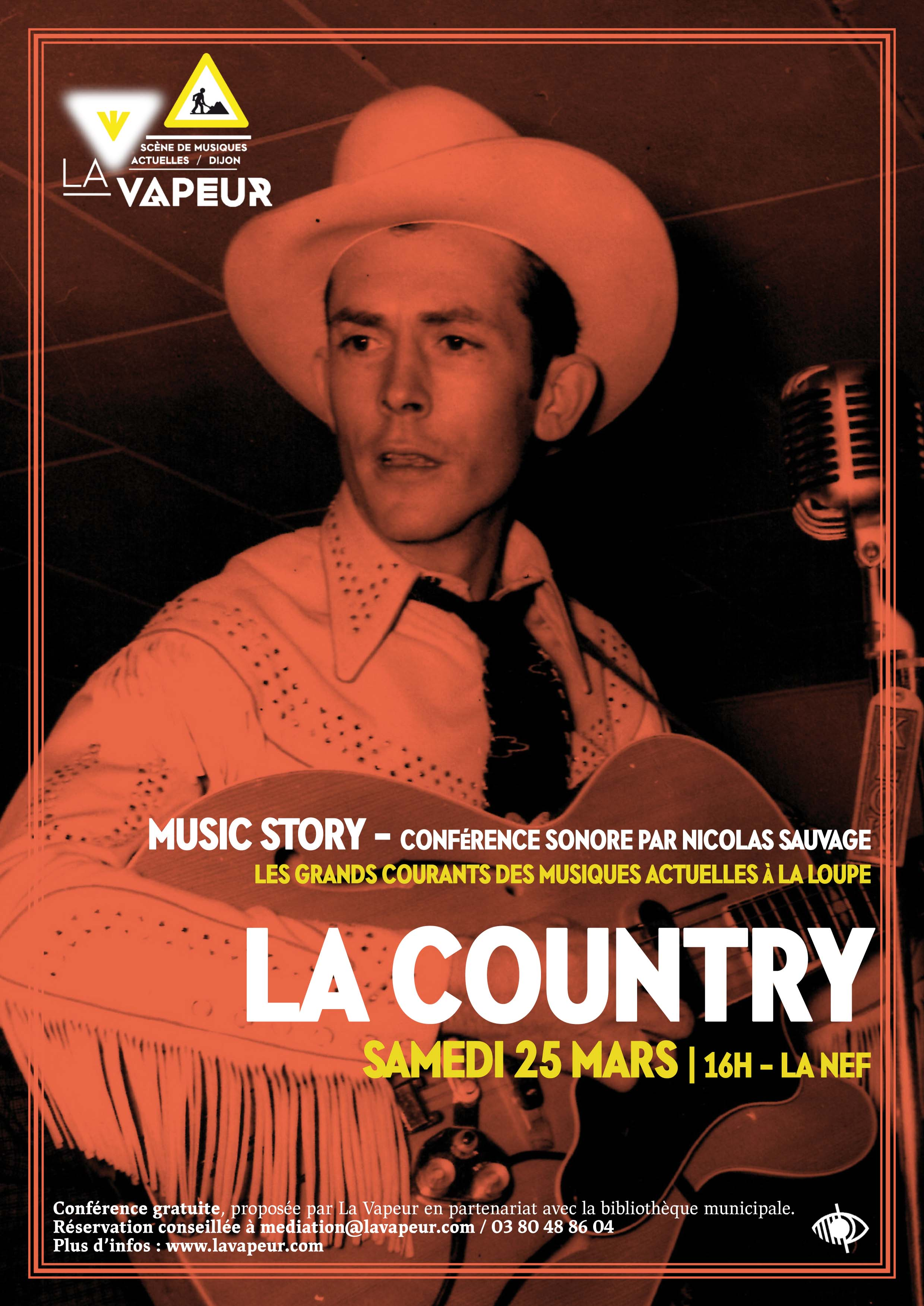 Music Story : la country (épisode 3)