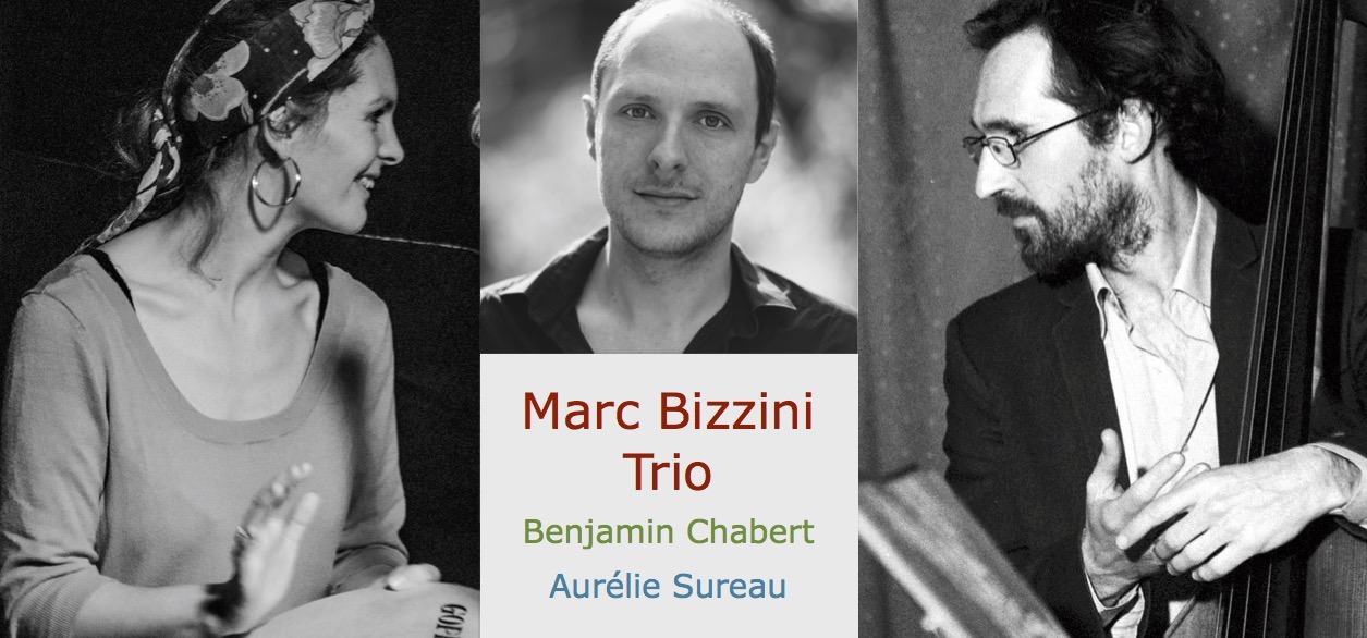 Marc Bizzini Trio: Jazz latino et standards