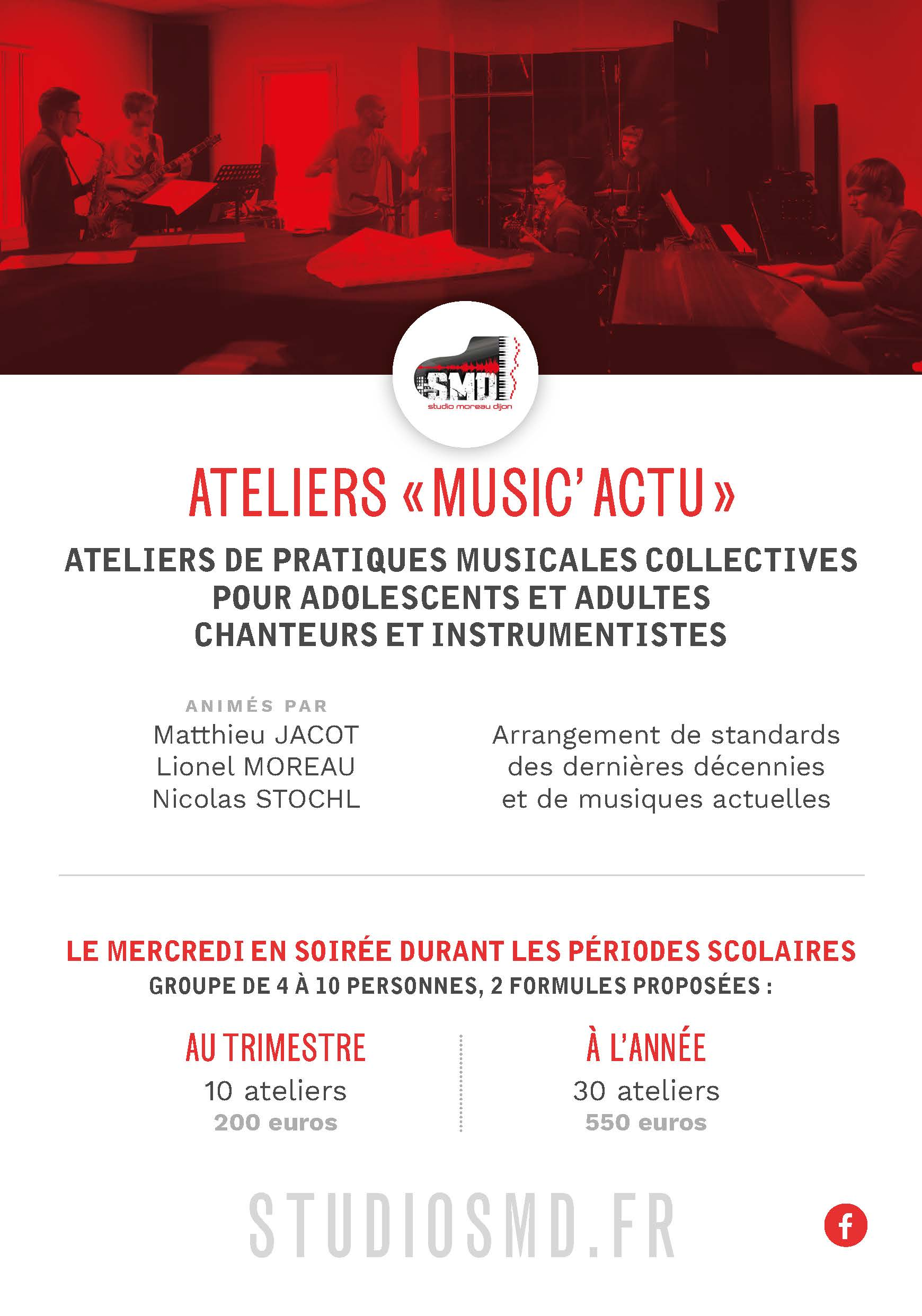 "Ateliers ""Music"