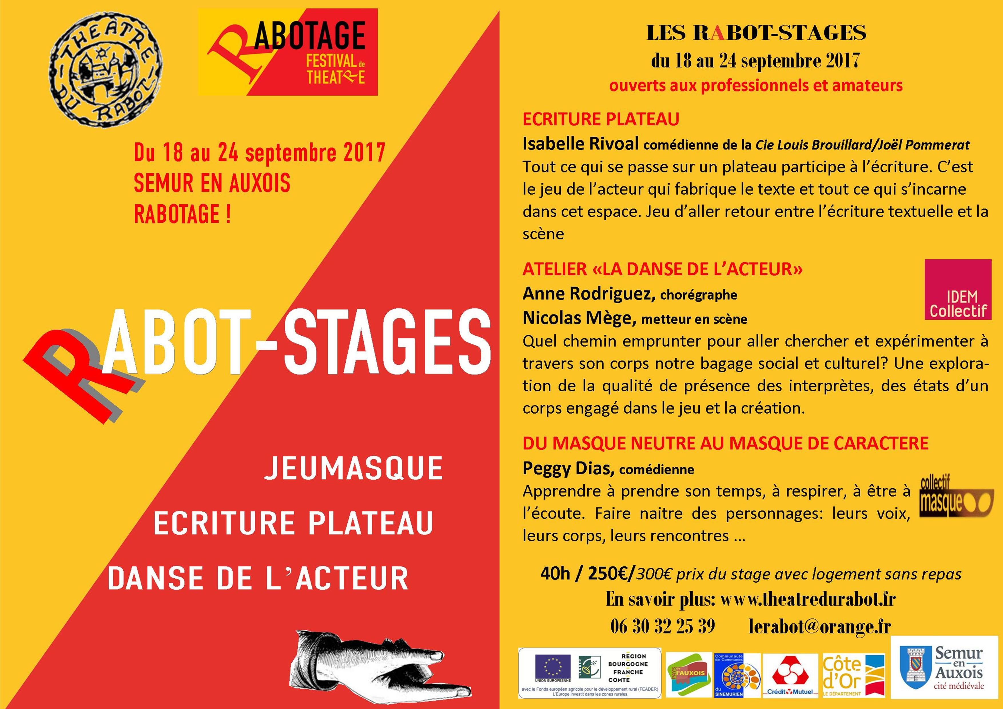 Rabot-Stages