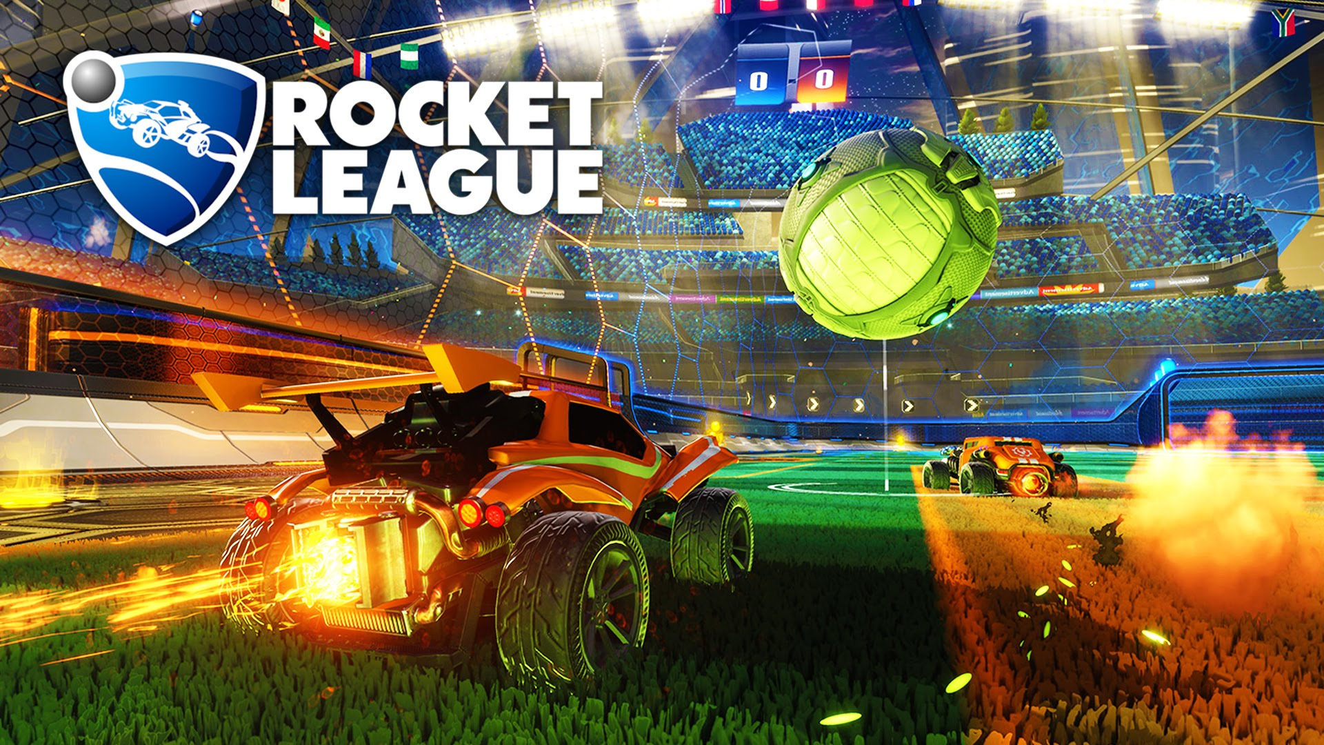 Compétition Rocket League