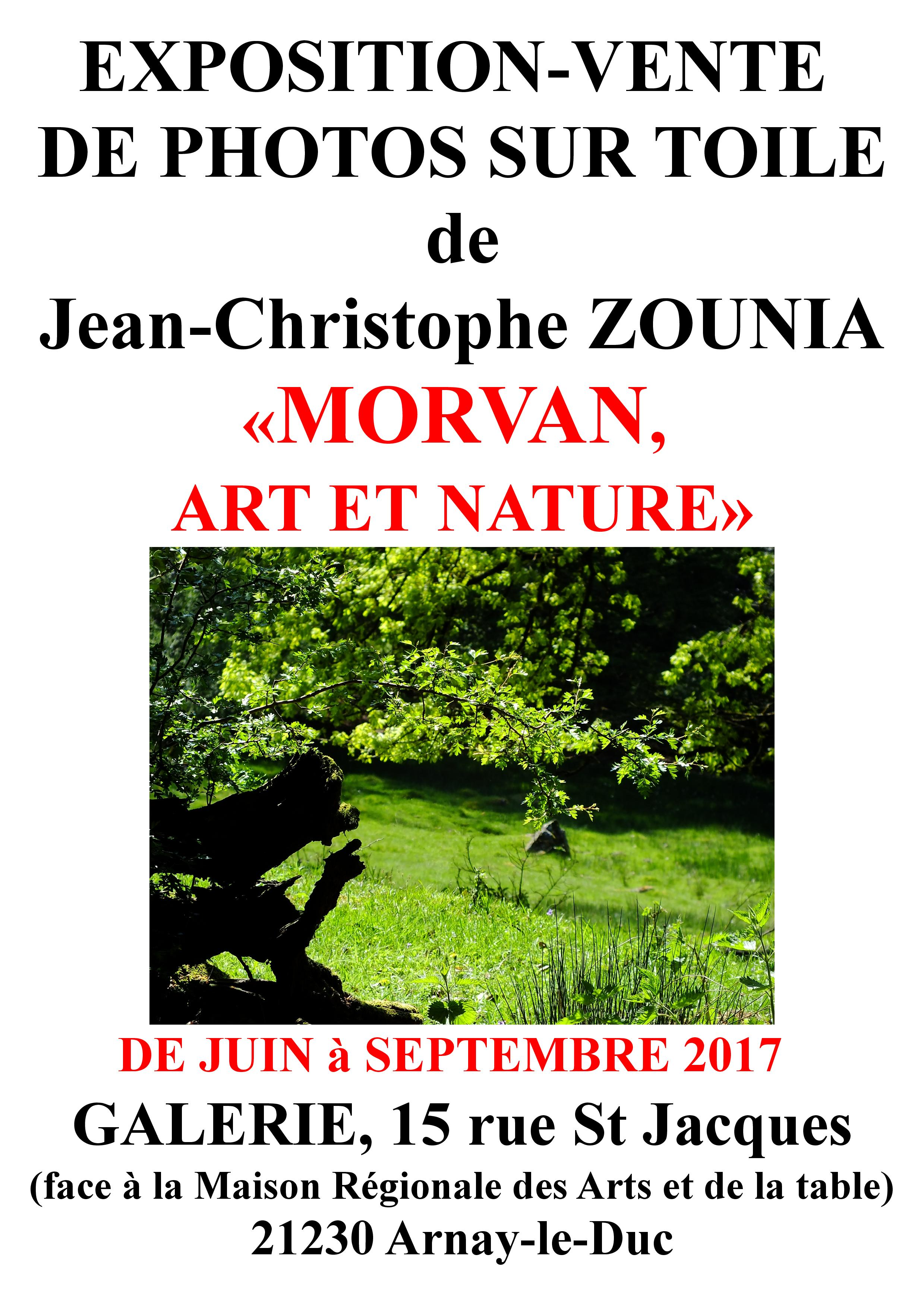 "Expo-Photos ""Le Morvan en Photos"""