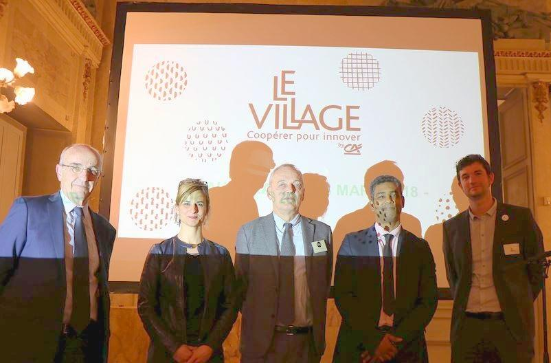 Dijon inaugure son Village by CA
