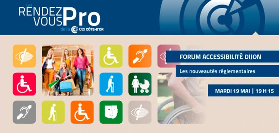 Forum Accessibilité - CCI Côte-d'Or