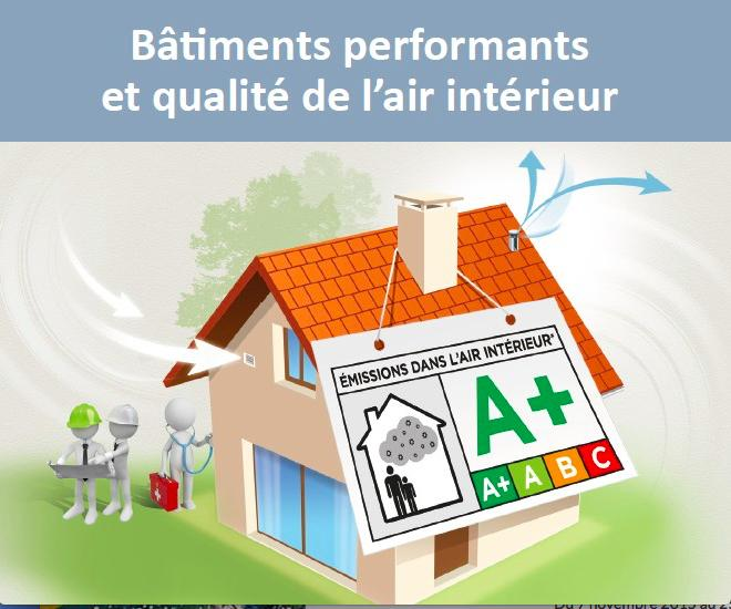 B timents performants et qualit de l 39 air int rieur dijon le 19 janvier - Analyse de l air interieur ...