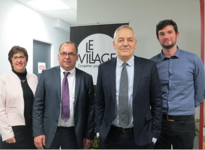 Village by CA : Un an d'innovation