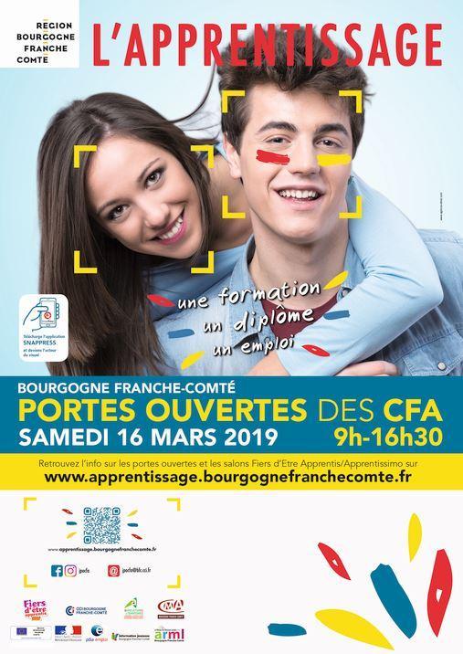 9574126d0a Portes ouvertes de l'Apprentissage 2019 - Rendez-vous en Côte d'Or ...