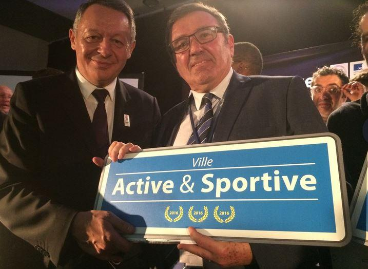 Dijon décroche la note maximale du label « VILLE ACTIVE & SPORTIVE »